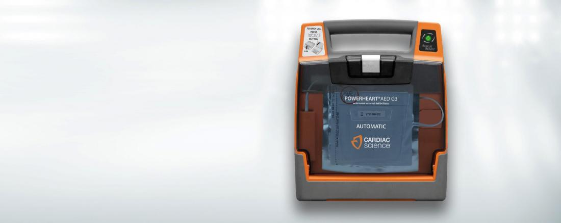 Cardiac Science Powerheart G3 Elite