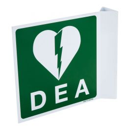 Pictogram DEA haaks
