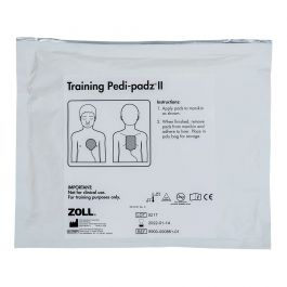 Zoll AED Plus Pedi-Padz II trainingselektroden kind (6 stuks)